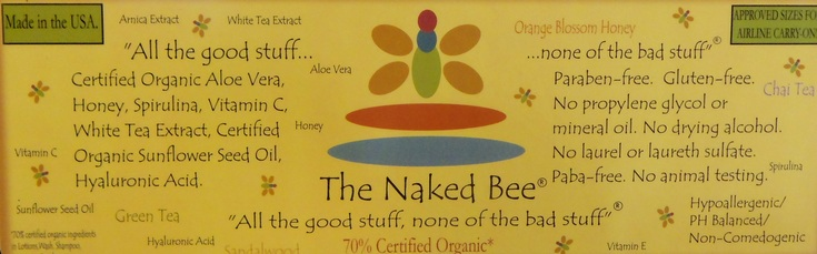 Naked Bee Body Products