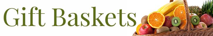 Fruit & Gourmet Gift Baskets